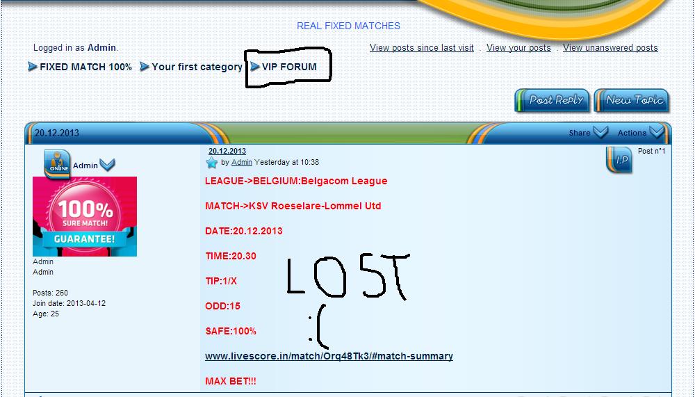20.12.2013 LOST MATCH Untitl11