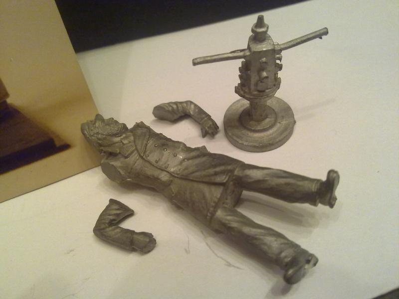 U-Boot Kommandant 54mm 04012019