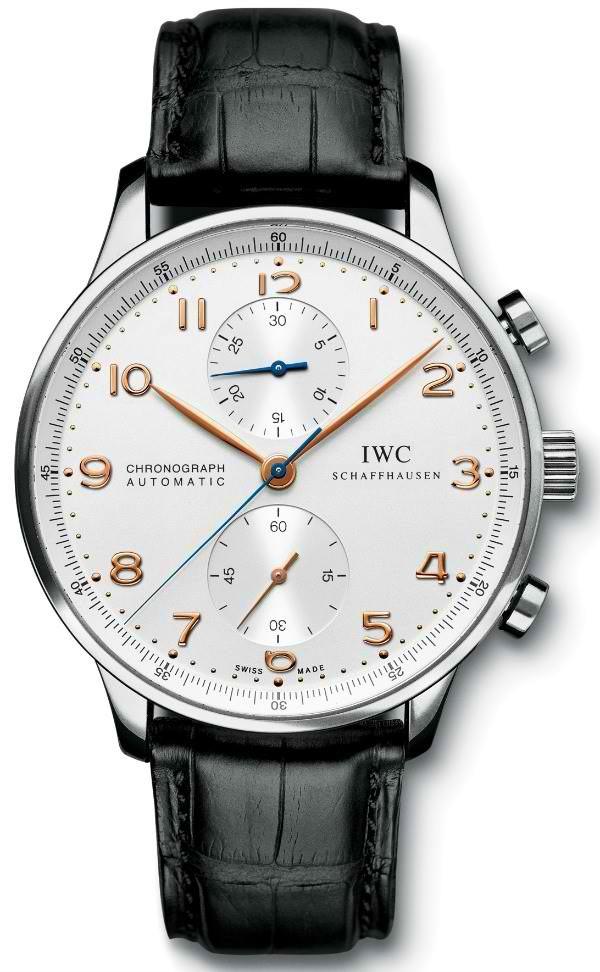 stowa - IWC Portugaise vs Stowa chronograph 1938 Image35