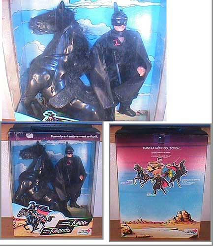Orli Jouet : tous les jouets, gamme par gamme  Zorro_10