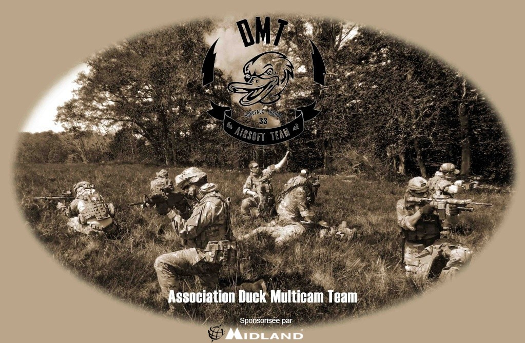 DUCK MULTICAM TEAM