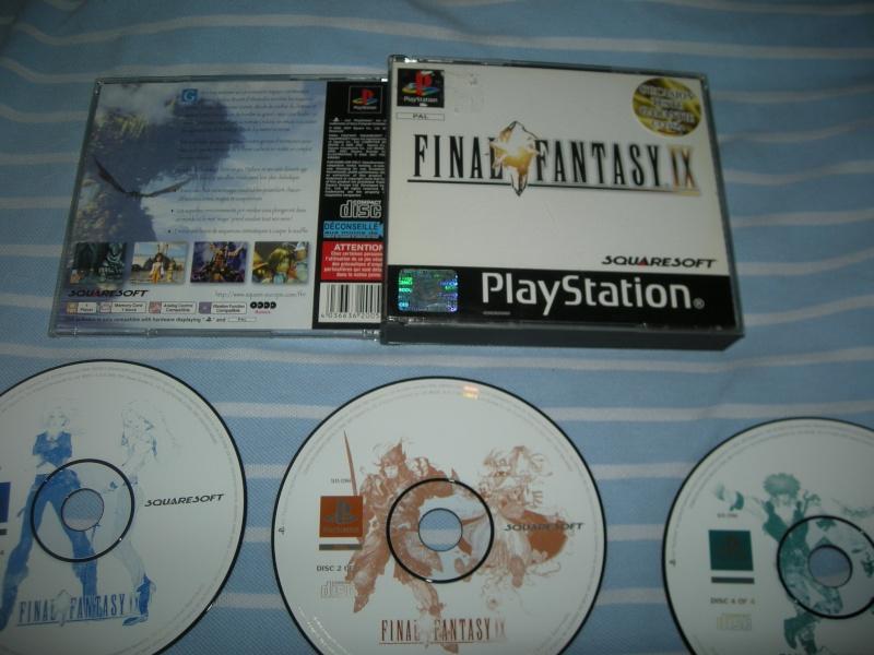[RECH] FF VII, FF Tactics, FF Origins, FF Antholoy... sur  PS1 Dscn5011