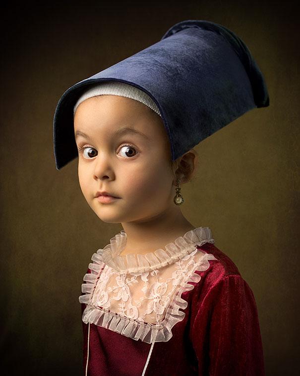 Une jolie demoiselle façon Rembrandt Image010
