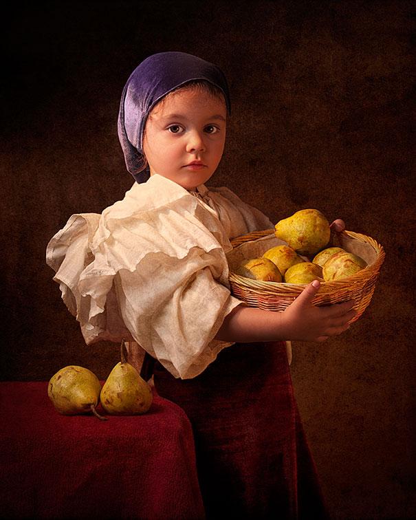 Une jolie demoiselle façon Rembrandt Image011