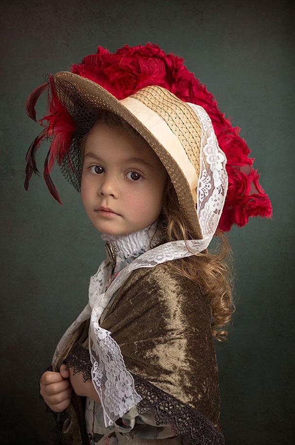 Une jolie demoiselle façon Rembrandt Image013