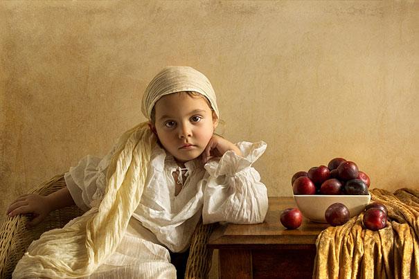 Une jolie demoiselle façon Rembrandt Image014