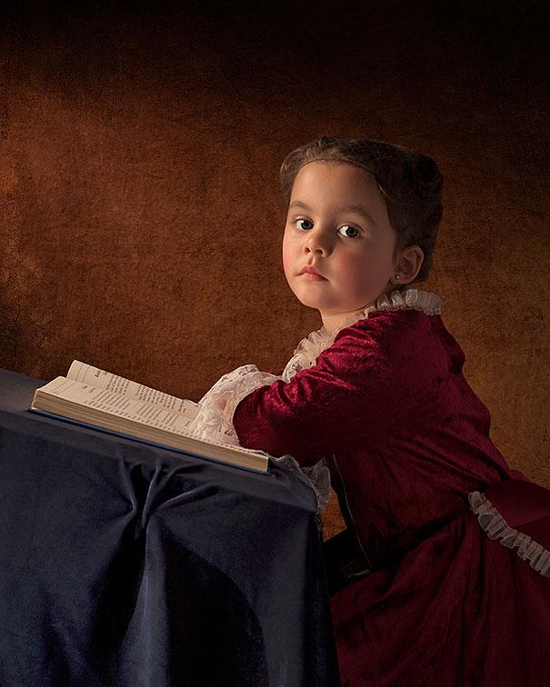 Une jolie demoiselle façon Rembrandt Image015