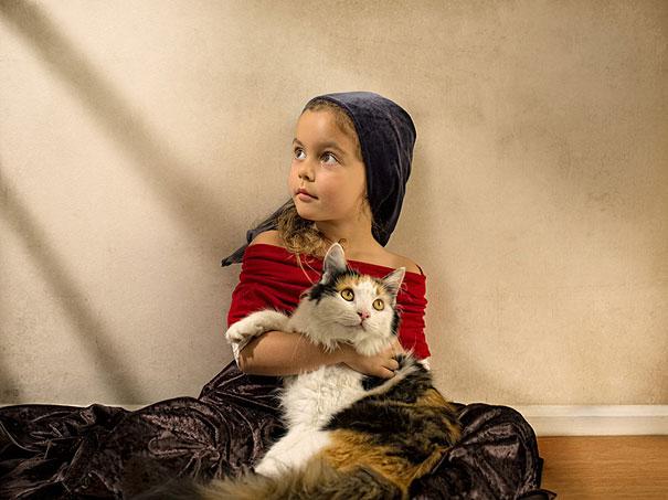 Une jolie demoiselle façon Rembrandt Image016