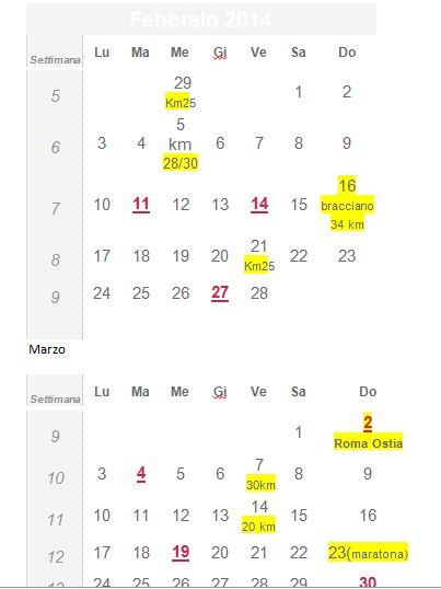 MaraRoma sotto il 5.0 (6 allenamenti settimana) Cattur11