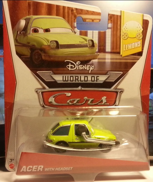 [CARS 2] ACER WITH HEADSET Image_10