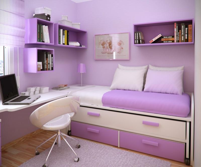 Dorm Partners For Girls  Purple10