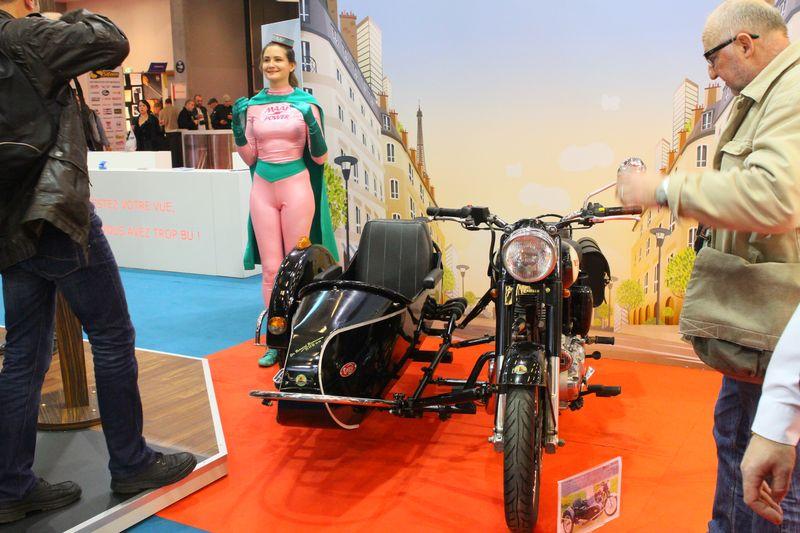 CR Salon Moto-Scooter Paris 2013 - Page 3 Cochon10