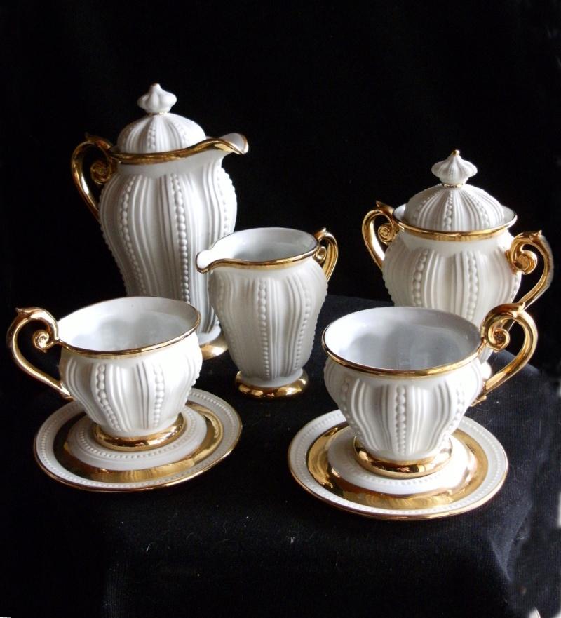 service perles porcelaine la couleuvre. Black Bedroom Furniture Sets. Home Design Ideas