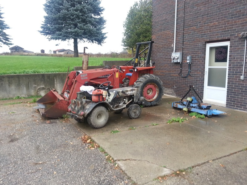 What have you done to your tractor today? - Page 14 Massey10