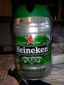 Heineken Mini Keg Fuel Tank 20140311