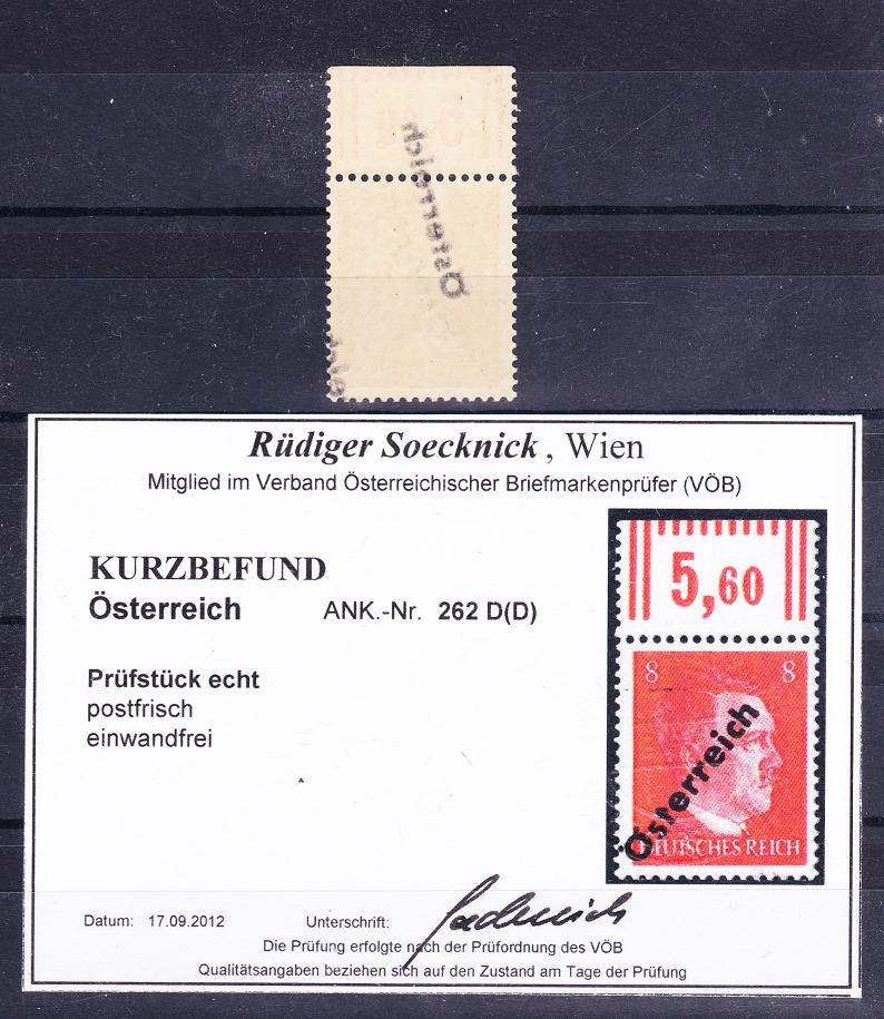 Briefmarken - I. Wiener Aushilfsausgabe, erste Ausgabe Xyz10