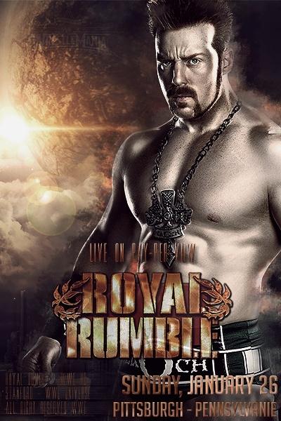 WWE - PPV. Royalr10