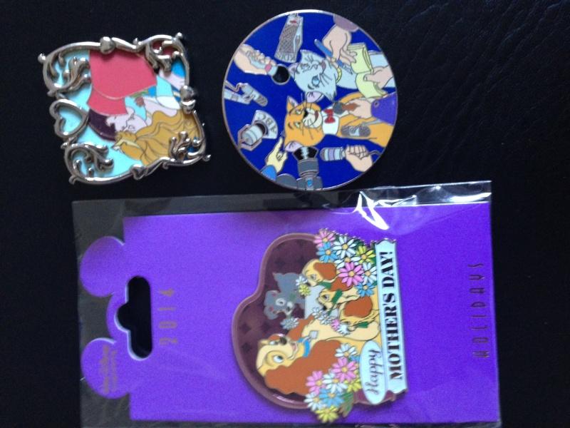 Le Pin Trading à Disneyland Paris - Page 3 Photo_35