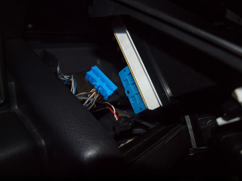 Photo de l'arrière d'un compteur de TXI Renaul56