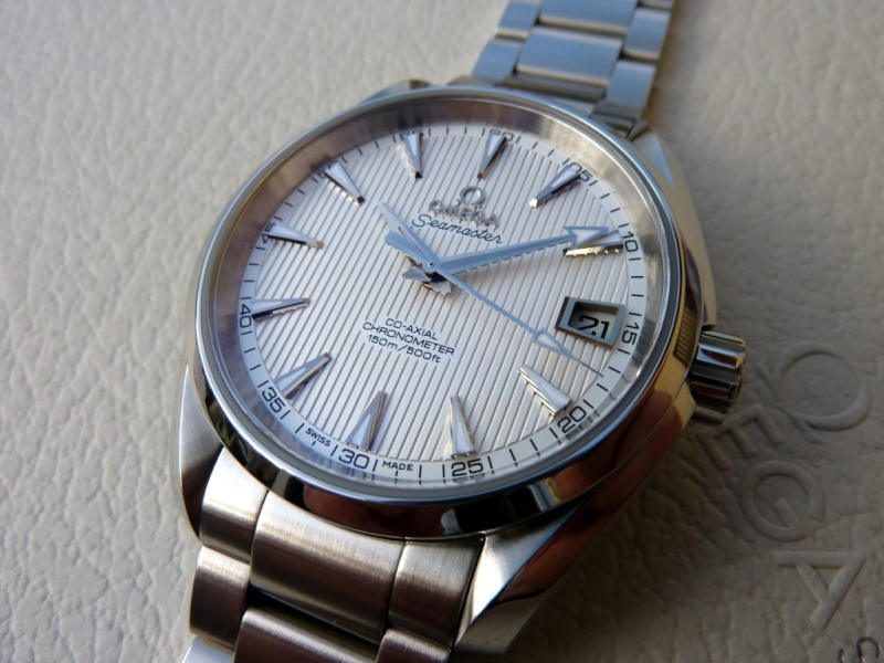 Breitling - IWC Portofino bracelet milanaise ou Breitling superocean heritage bracelet milan - Page 2 P1000010