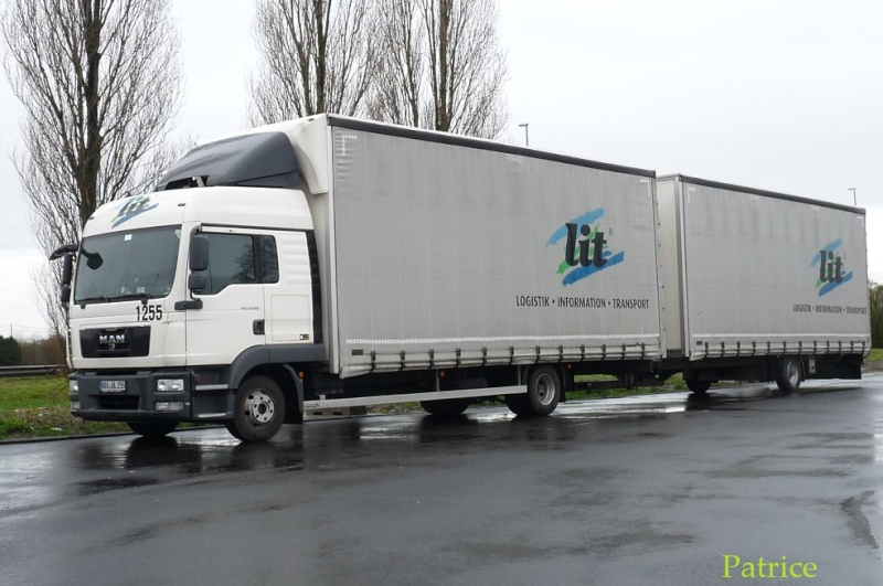 LIT Logistics Information Transport  (Brake) 007p21