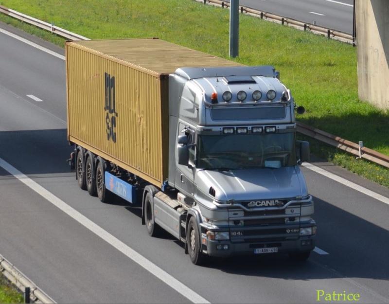 Scania série T (cabine a capot) - Page 9 67pp12