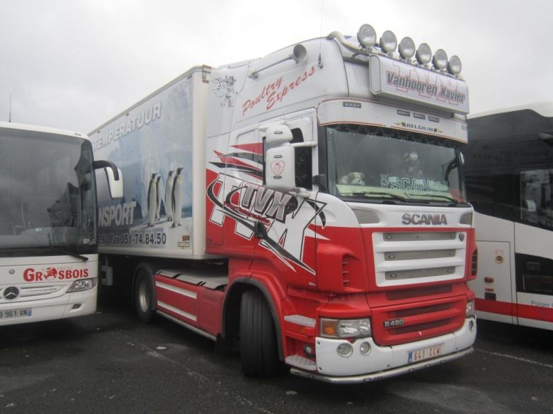 TVX  Transport Vanhooren Xavier  (Kortemark) Scania12