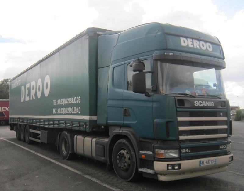 Deroo (Wizernes)(62) (groupe Paprec) - Page 2 Scania13
