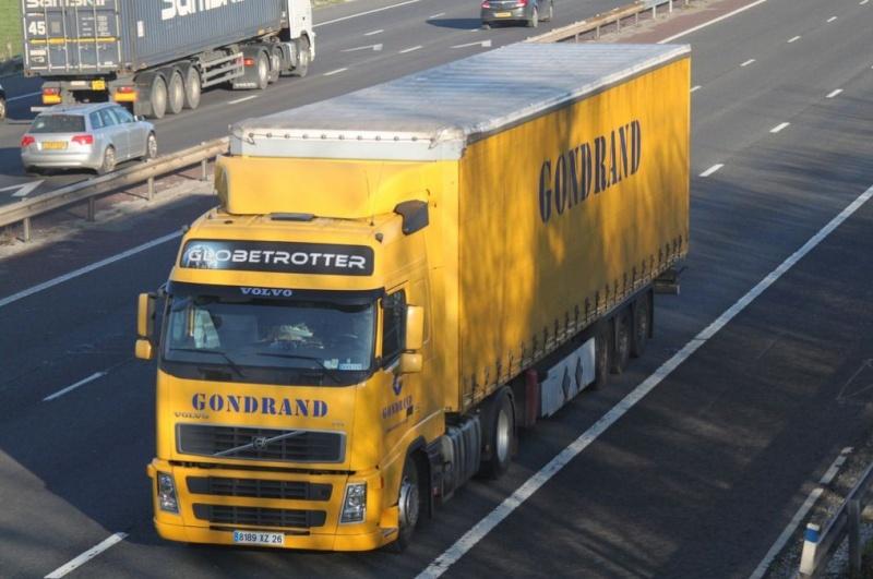 Gondrand Volvo710