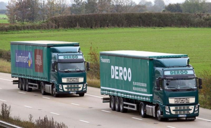Deroo (Wizernes)(62) (groupe Paprec) - Page 2 Volvo910