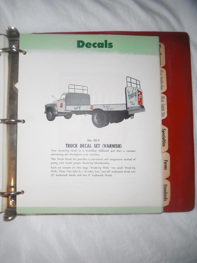 cataloge du parfait représentant 7up 1950-1960 01910