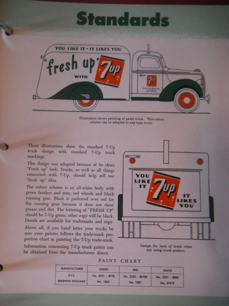 cataloge du parfait représentant 7up 1950-1960 03210