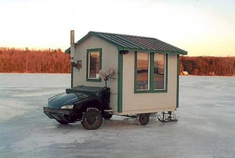 Comment on sort une voiture du fond d'un lac gelé 73502011