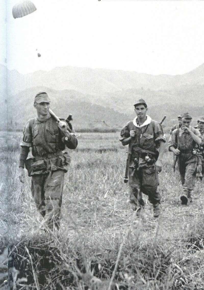 20 novembre 1953 – 20 novembre 2013 – 60° anniversaire de l'opération Castor – La bataille de Diên Biên Phu commençait. Le caporal PIERS  se souvient. Marcel10