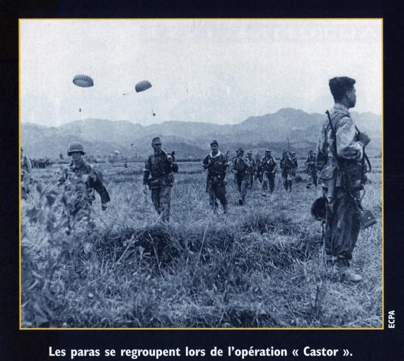20 novembre 1953 – 20 novembre 2013 – 60° anniversaire de l'opération Castor – La bataille de Diên Biên Phu commençait. Le caporal PIERS  se souvient. Opaara10