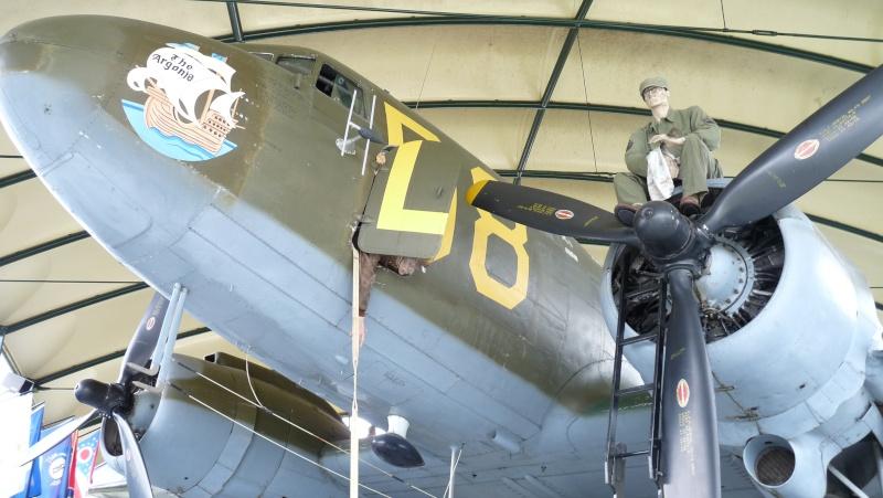 70e anniversaire du débarquement aéroportée en Normandie dans la nuit du 5 au 6 juin 1944 P1030013