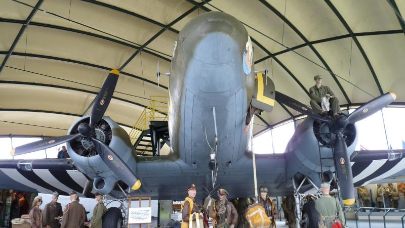 70e anniversaire du débarquement aéroportée en Normandie dans la nuit du 5 au 6 juin 1944 P1030014