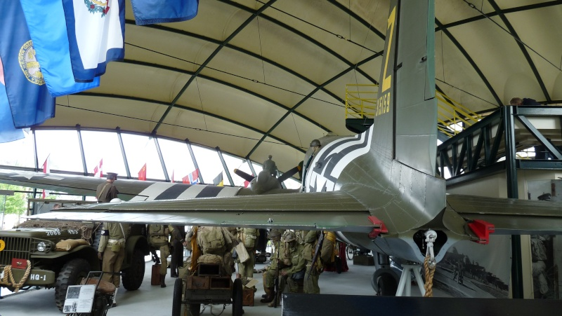 70e anniversaire du débarquement aéroportée en Normandie dans la nuit du 5 au 6 juin 1944 P1030015