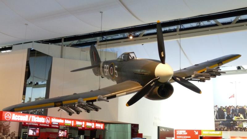 Hawker Typhoon MK IB P1030117