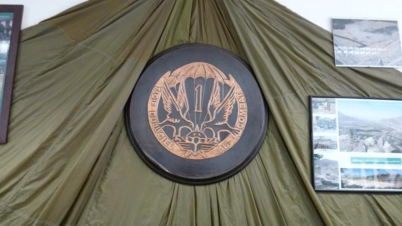 1er RCP Pamiers. Le second contingent est rentré hier du Mali P1030910