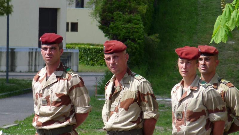 1er RCP Pamiers. Le second contingent est rentré hier du Mali P1040419