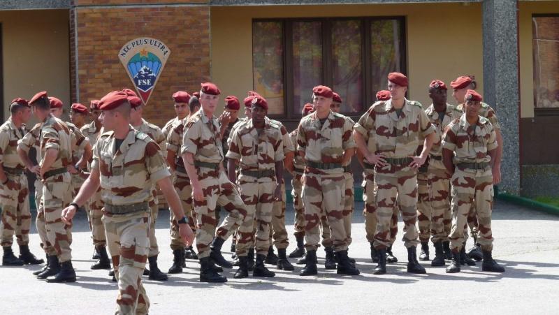 1er RCP Pamiers. Le second contingent est rentré hier du Mali P1040424