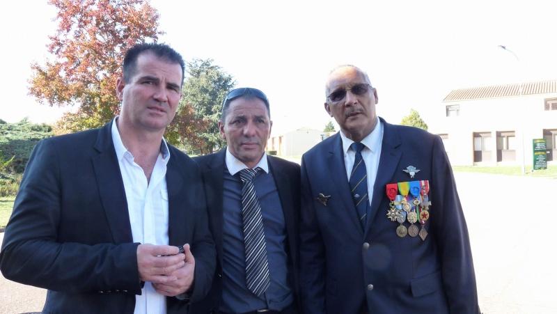 La cérémonie vue par nos membres CMP du 30ème anniversaire du DRAKKAR à Pamiers  P1050564