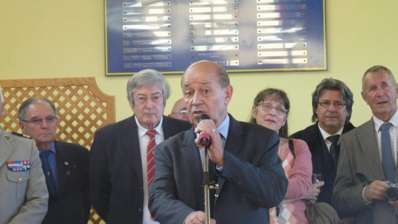 La cérémonie vue par nos membres CMP du 30ème anniversaire du DRAKKAR à Pamiers  P1050567