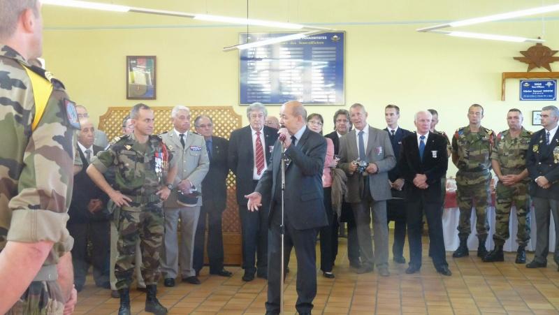 La cérémonie vue par nos membres CMP du 30ème anniversaire du DRAKKAR à Pamiers  P1050568