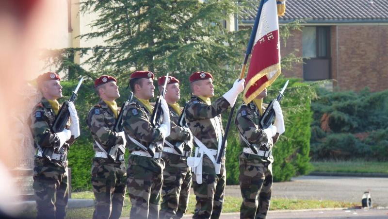 La cérémonie vue par nos membres CMP du 30ème anniversaire du DRAKKAR à Pamiers  P1050579