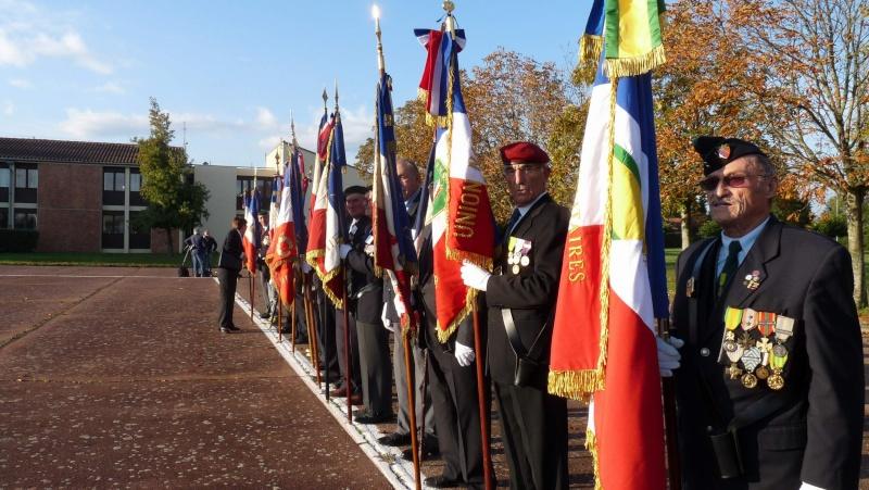 La cérémonie vue par nos membres CMP du 30ème anniversaire du DRAKKAR à Pamiers  P1050582