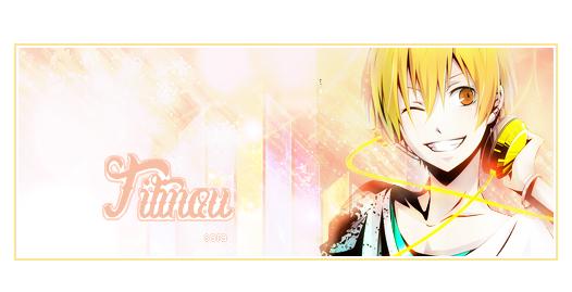 Vos personnages d'anime préféré! Titino11