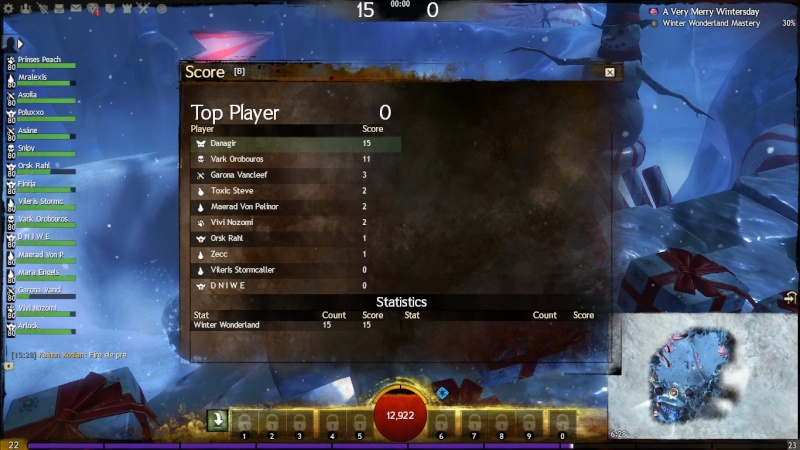 Jumping Puzzle Contest (Winterdays Jumping Puzzle) Gw01910