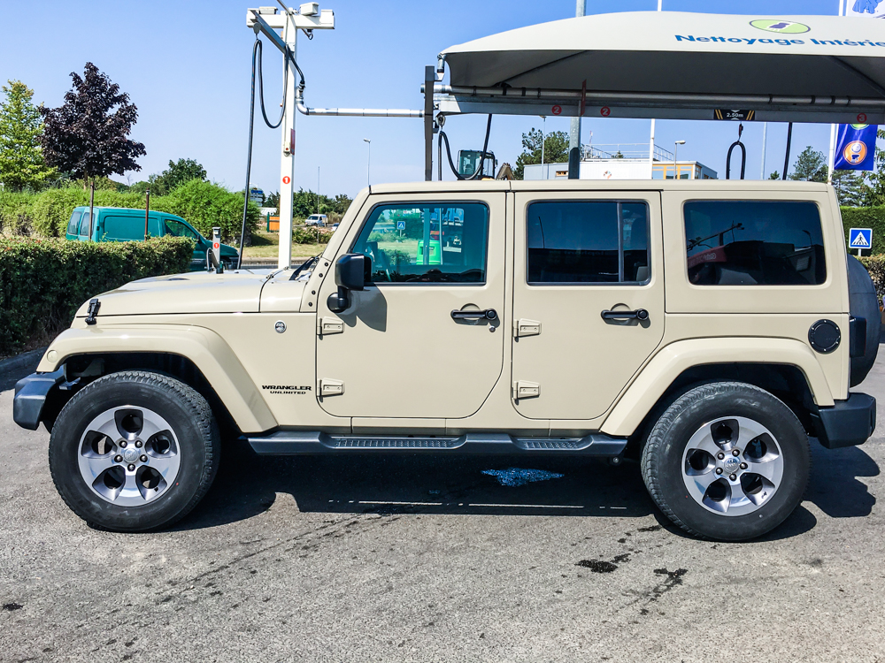 JEEP WRANGLER JKU 3.6l SAHARA DE FANOFJEEP Photo-13